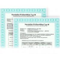 Certificati di calibrazione